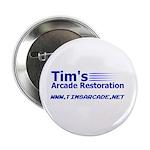 Tim's Arcade Restoration<br>Button 10-Pk