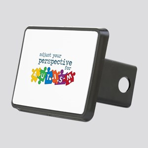 Adjust Your Perspective For Autism Hitch Cover