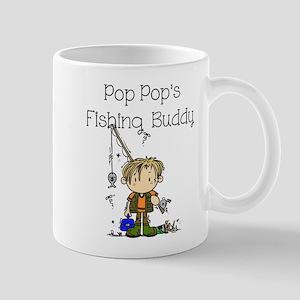 Pop Pop's Fishing Buddy Mug