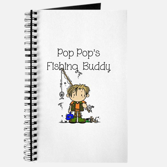 Pop Pop's Fishing Buddy Journal