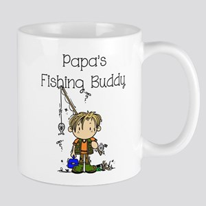 Papa's Fishing Buddy Mug