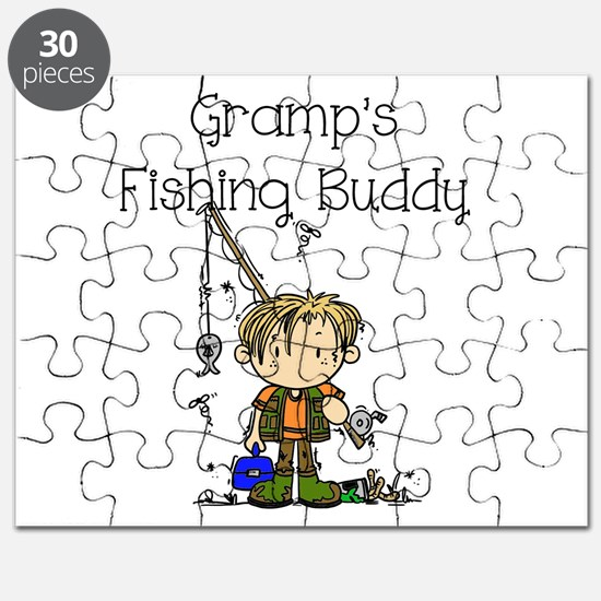Gramp's Fishing Buddy Puzzle