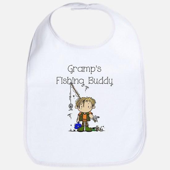 Gramp's Fishing Buddy Bib