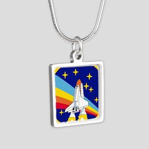 Rainbow Rocket Necklaces