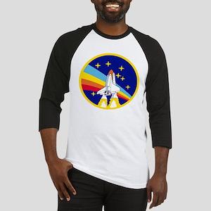 Rainbow Rocket Baseball Jersey