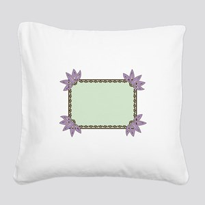 DreamFrame Square Canvas Pillow