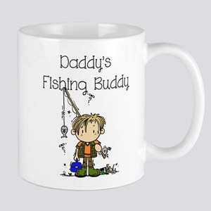 Daddy's Fishing Buddy Mug
