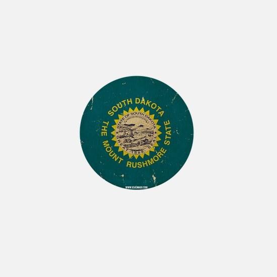 SD Vintage Mini Button