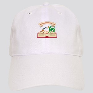 New Adventure On Every Page Baseball Cap