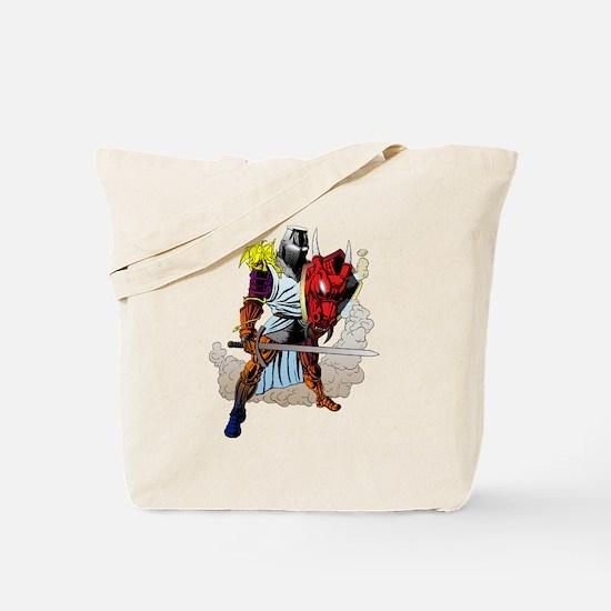 Cute Mediaeval Tote Bag