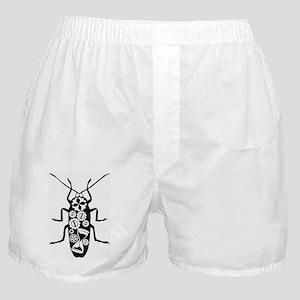 Mechanical beetle Boxer Shorts