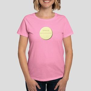 Take a Chill Pill Women's Dark T-Shirt