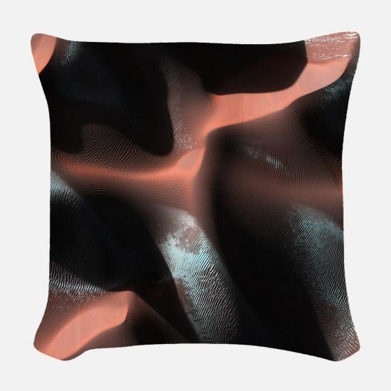 Nili Patera II Woven Throw Pillow