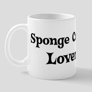 Sponge Cake lover Mug