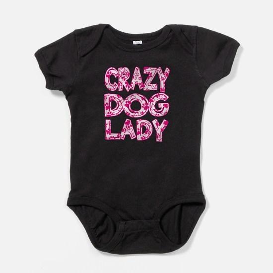 Crazy Dog Lady Tshirts Body Suit