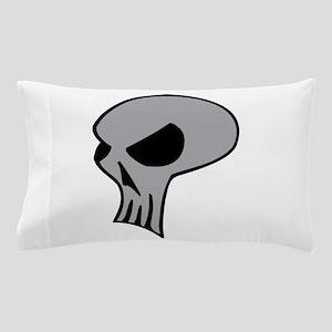 Alien Skull Pillow Case