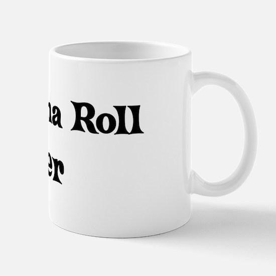 Spicy Tuna Roll lover Mug