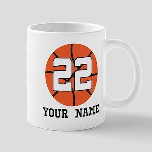 Basketball Player 22 Customized Mugs