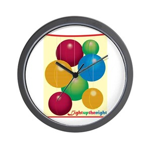 Rechargeable wall clocks cafepress aloadofball Image collections