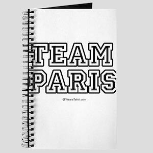 Team Paris Journal