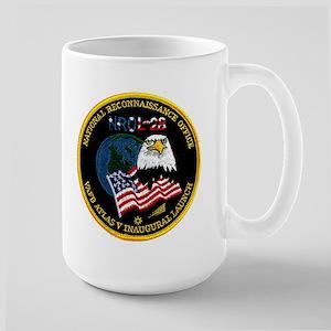 NROL 28 Launch Team Large Mug