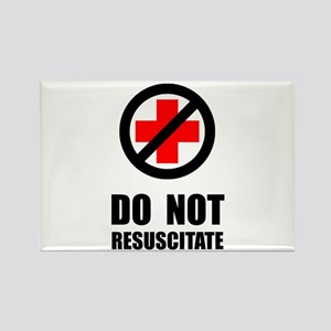 Do Not Resuscitate Magnets