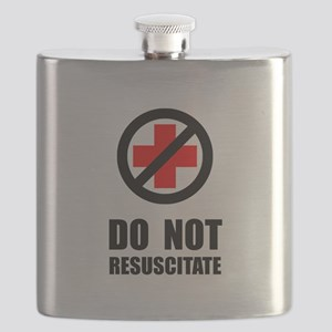 Do Not Resuscitate Flask