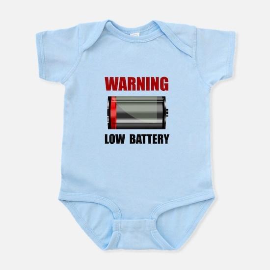 Low Battery Body Suit