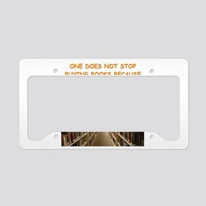 BOOKSCIA2 License Plate Holder