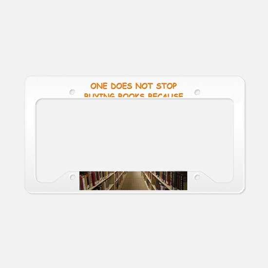 BOOKSCIA2 License Plate Holder