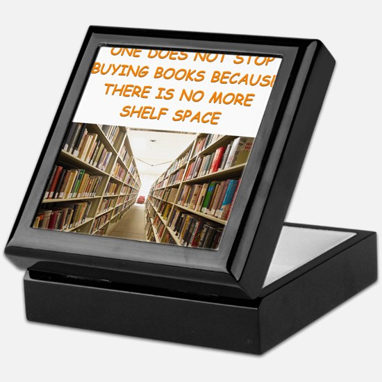 BOOKSCIA2 Keepsake Box