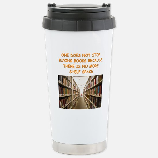 BOOKSCIA2 Travel Mug