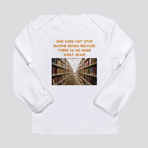 BOOKSCIA2 Long Sleeve T-Shirt