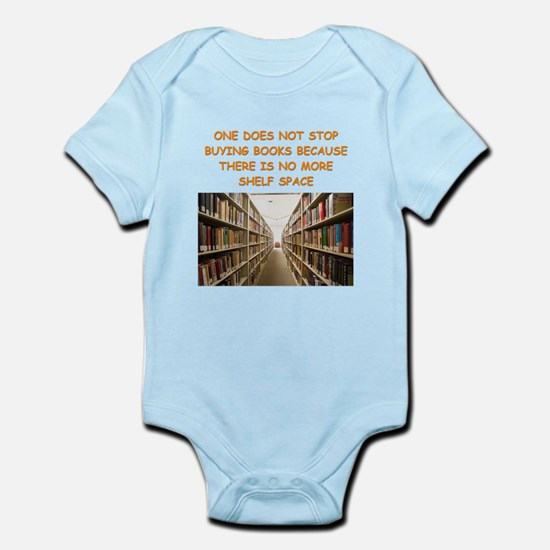 BOOKSCIA2 Body Suit