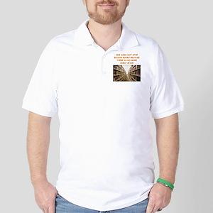 BOOKSCIA2 Golf Shirt