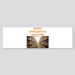 BOOKSCIA1 Bumper Sticker