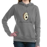 My Friends are Baked Women's Hooded Sweatshirt