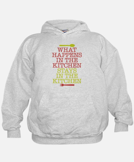 What Happens in the Kitchen Hoodie