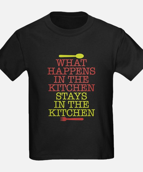 What Happens in the Kitchen T