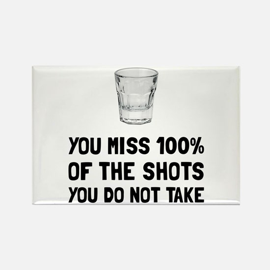 Miss The Shots Magnets
