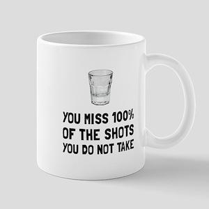 Miss The Shots Mugs