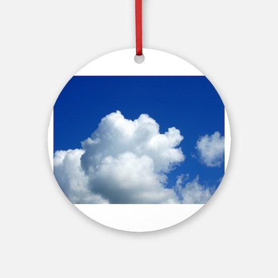 Cumulus Ornament (Round)
