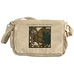 California Bach Society Messenger Bag