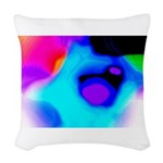 Wings Woven Throw Pillow
