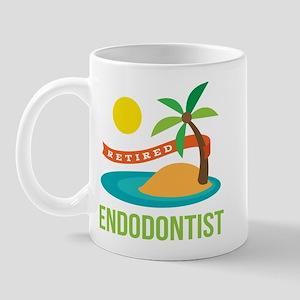 Retired Endodontist Mug