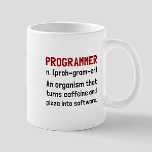 Programmer Definition Mugs