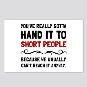 Funny Sayings Tall Postcards Cafepress