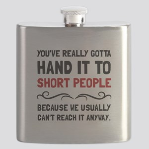 Short People Flask