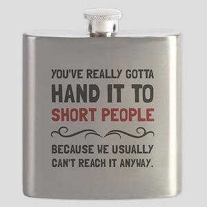 Short People Flask