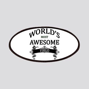 World's Most Awesome Virgo Patches